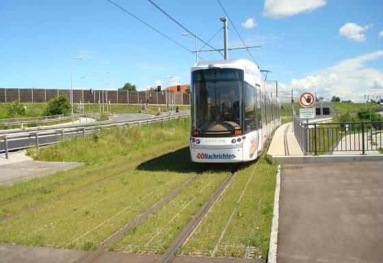 Straßenbahn Linz AG