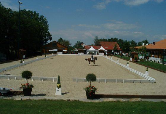 Reitplatz Bartlgut